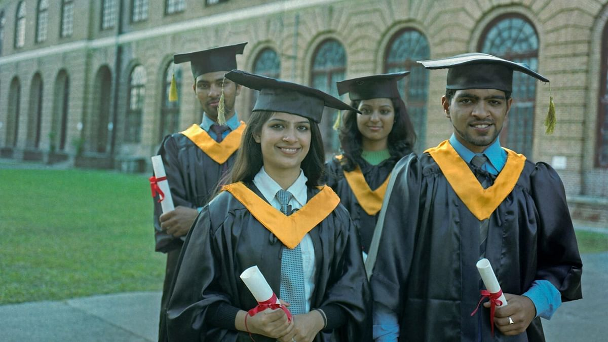 Representational image of Indian students. (Photo: iStockphoto)