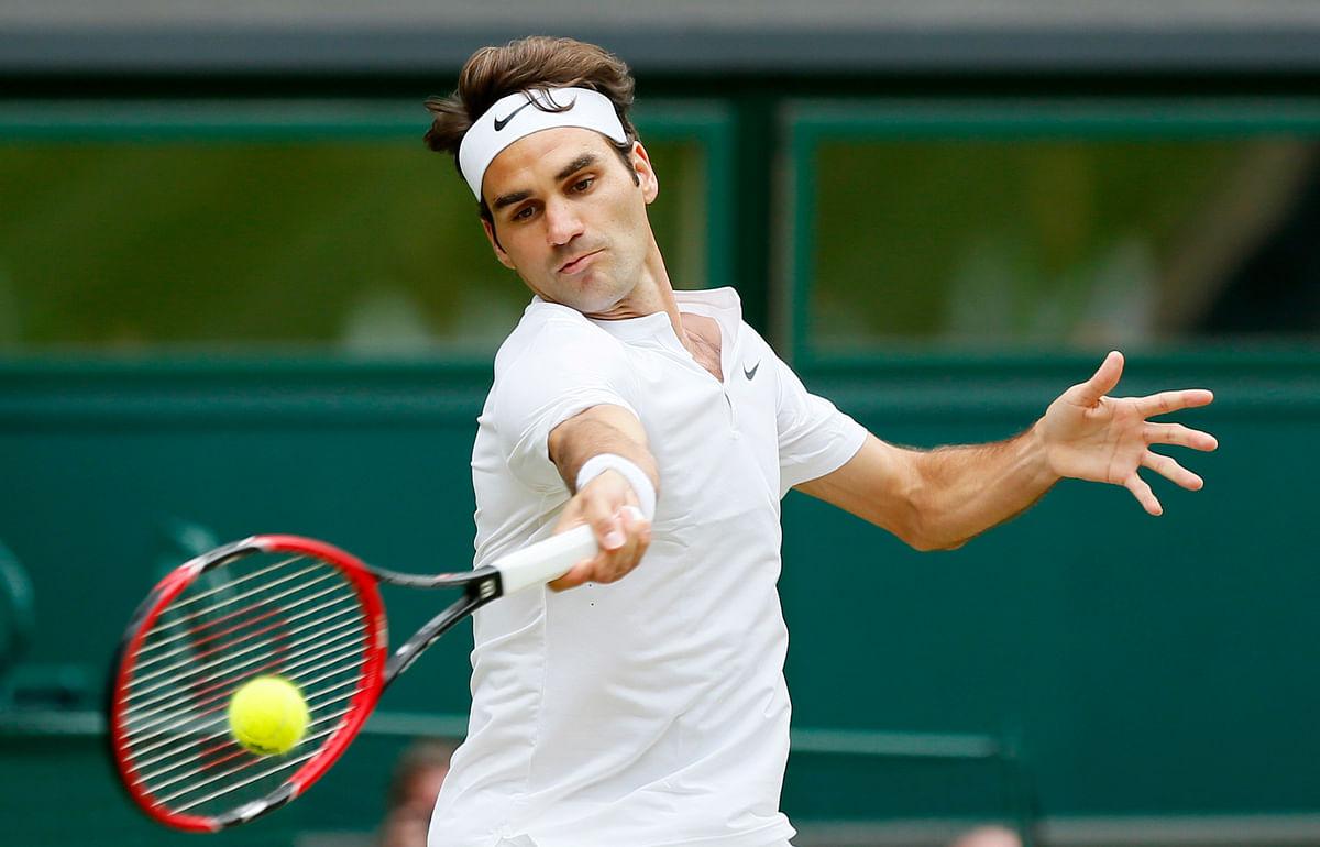 Roger Federer starts a new streak of Grand Slam appearances.(Photo: Reuters)