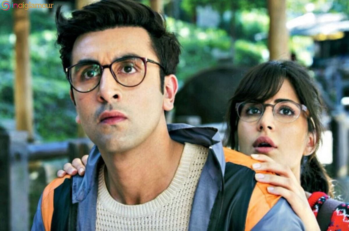 A still from <i>Jagga Jasoos</i>