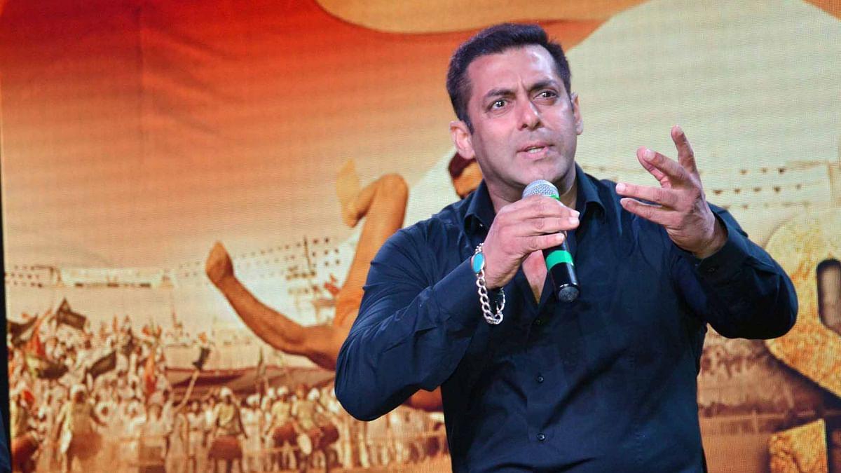 Salman Khan at a press meet for <i>Sultan </i>(Photo: Yogen Shah)