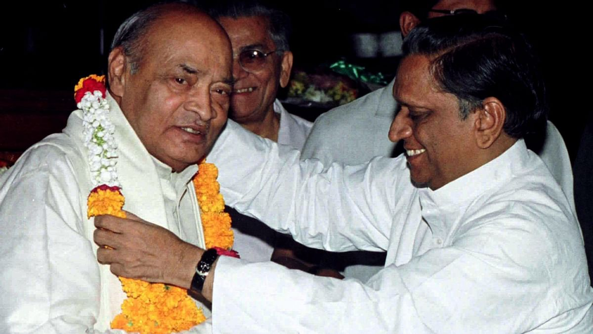 File photo of former Prime Minister, PV Narasimha Rao.