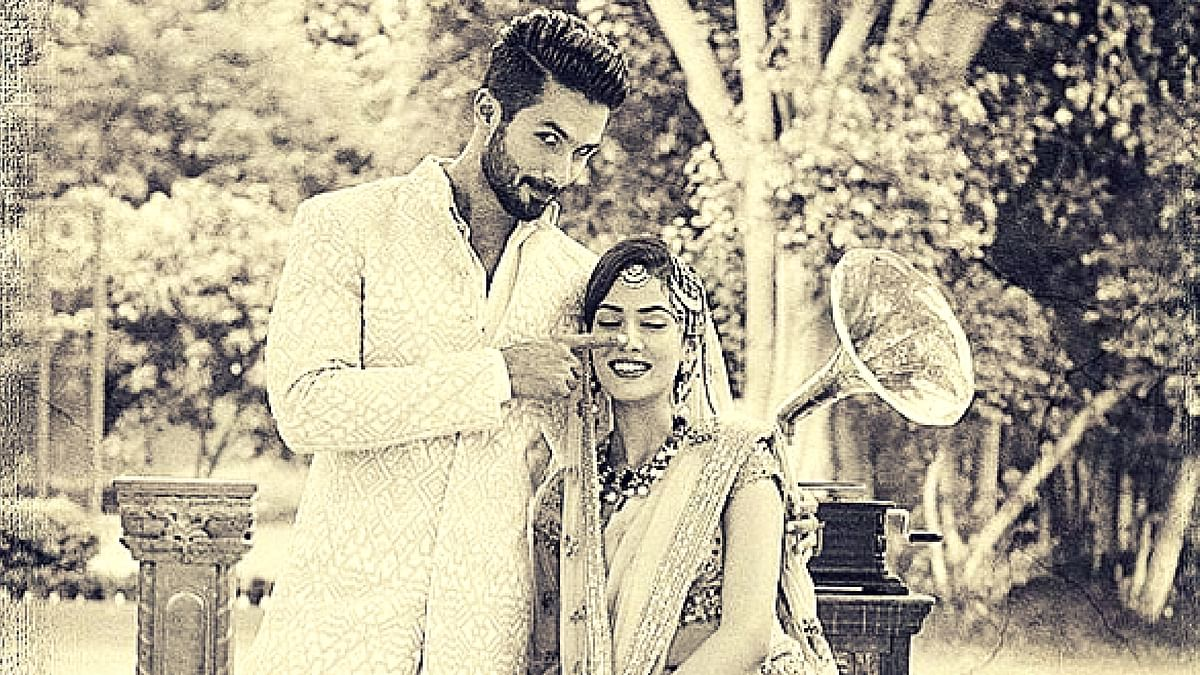 """Mira Rajput and Shahid Kapoor have made  arranged marriages cool. (Photo courtesy: <a href=""""https://www.instagram.com/shahidkapoor/?hl=en"""">instagram.com/shahidkapoor</a>)"""