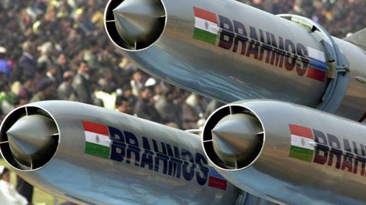 """BrahMos Missiles. This image is for representational purposes. (Photo Courtesy: <a href=""""https://twitter.com/SputnikMundo/status/736589130197405697"""">Twitter/@SputnikMundo</a>)"""
