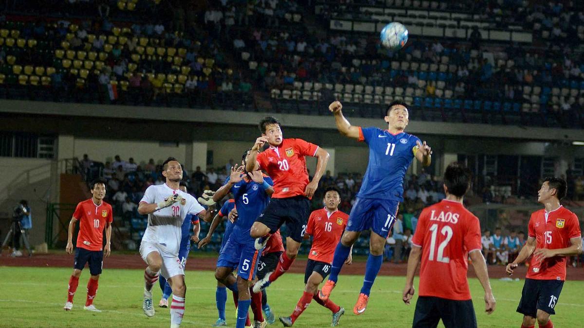 QPlay: Dhoni on Future as Captain, India Thrash Laos 6-1 & More