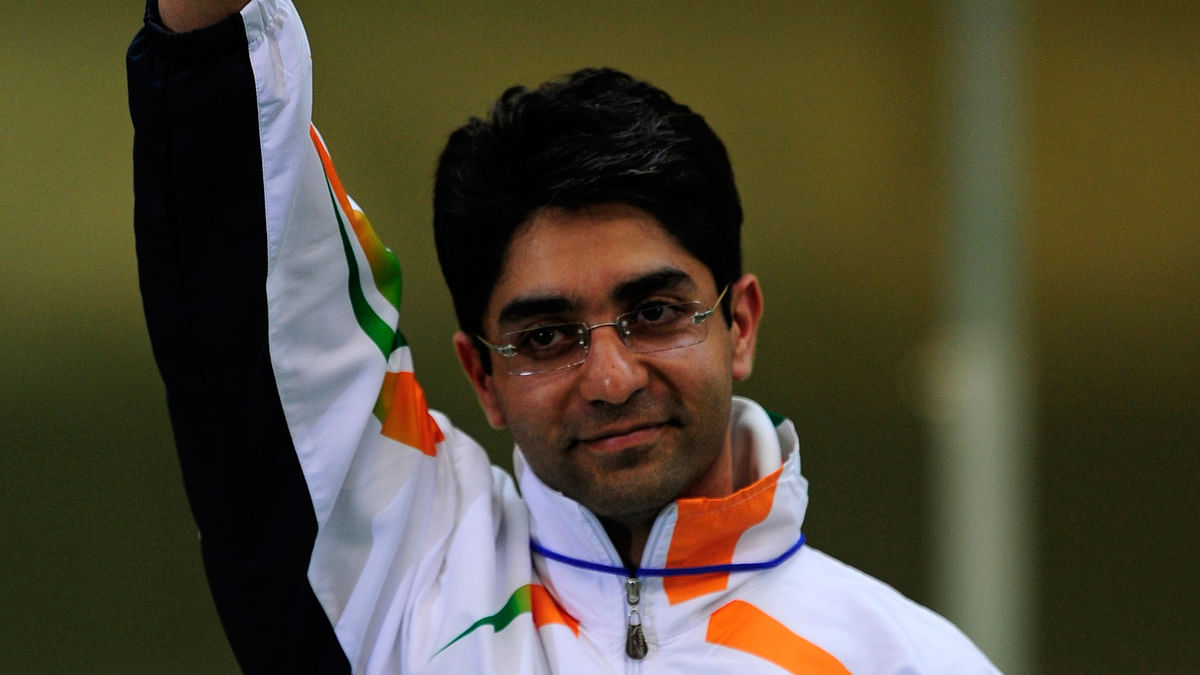 Abhinav Bindra, India's lone individual Olympic gold medallist, officially announced his retirement from shooting. (Photo: Reuters)