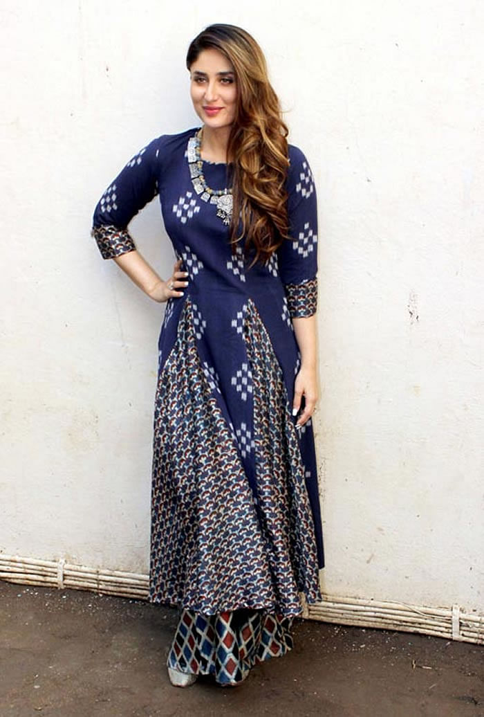 Kareena Kapoor is one of the biggest style icons in the country (Photo: Twitter)