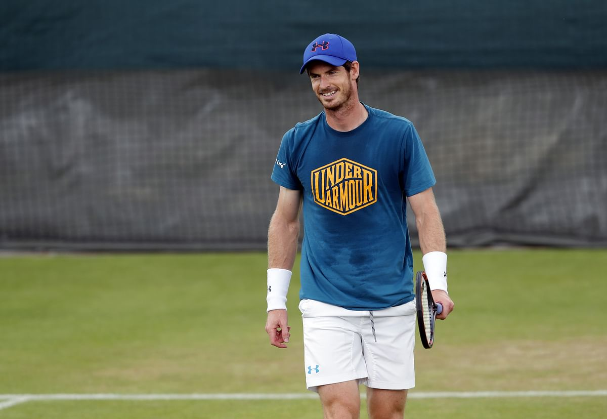 Andy Murray has backed his compatriots. (Photo: AP)
