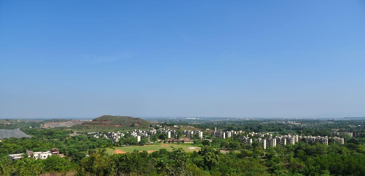 Turamdih uranium mine. (Photo: Tanmoy Bhaduri)