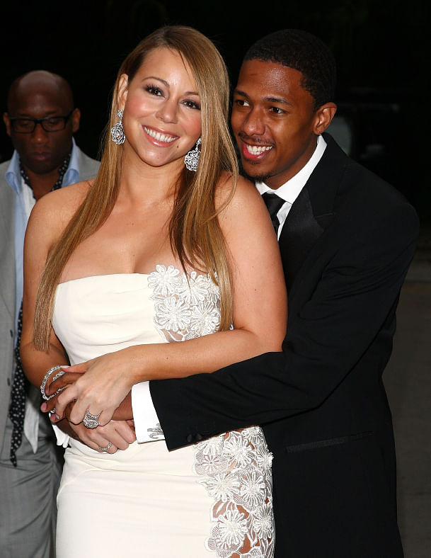 Mariah Carey and Nick Cannon  in happier times (Photo: iStock Photo)