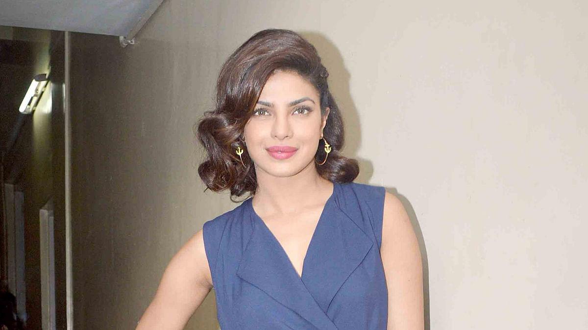 Priyanka Chopra Comes Out in Support of 'Udta Punjab'