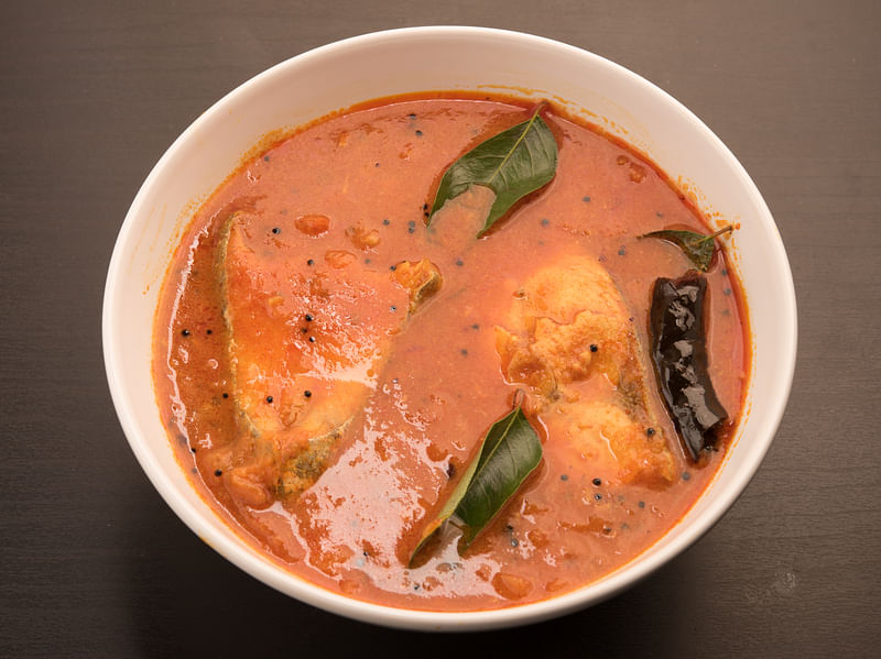 Sri Lankan fish curry (Photo: iStock Photo)