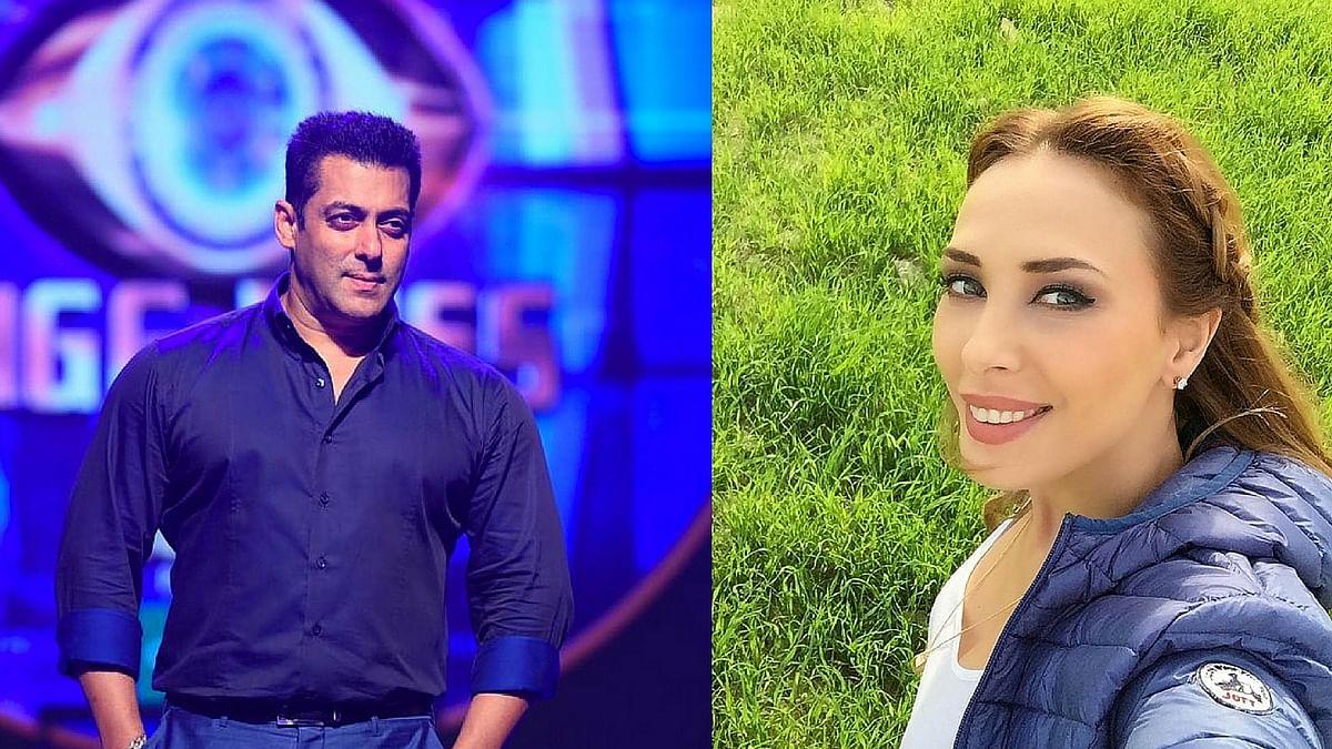 Salman Khan And Iulia Vantur are reportedly dating. (Photos: Instagram)