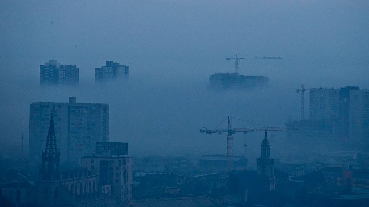 The rate at which pollution is increasing globally is worrying. (Photo: AP)