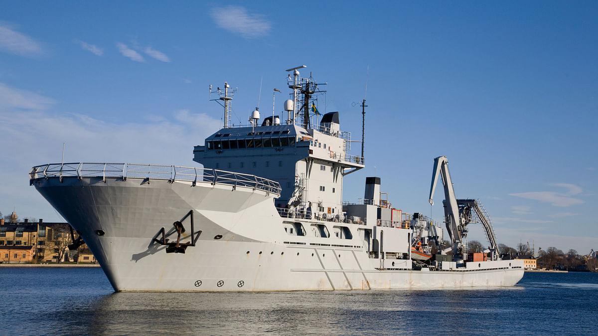 Representational image of a warship. (Photo: iStock)
