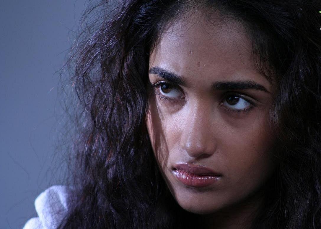 Jiah in a still from <i>Nishabd.</i>