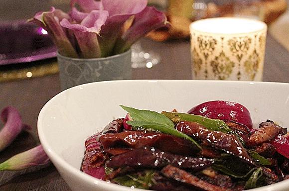 Wambatu Moju or pickled eggplant is a delicious Sinhalese dish (Photo courtesy: Instagram)