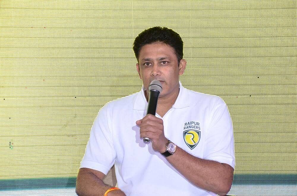 "Former India captain Anil Kumble has recently been appointed the coach of the Indian cricket team for a year. (Photo: <a href=""https://www.facebook.com/190315377813744/photos/a.190452774466671.1073741827.190315377813744/491028321075780/?type=3&amp;theater"">Facebook/Anil Kumble</a>)"
