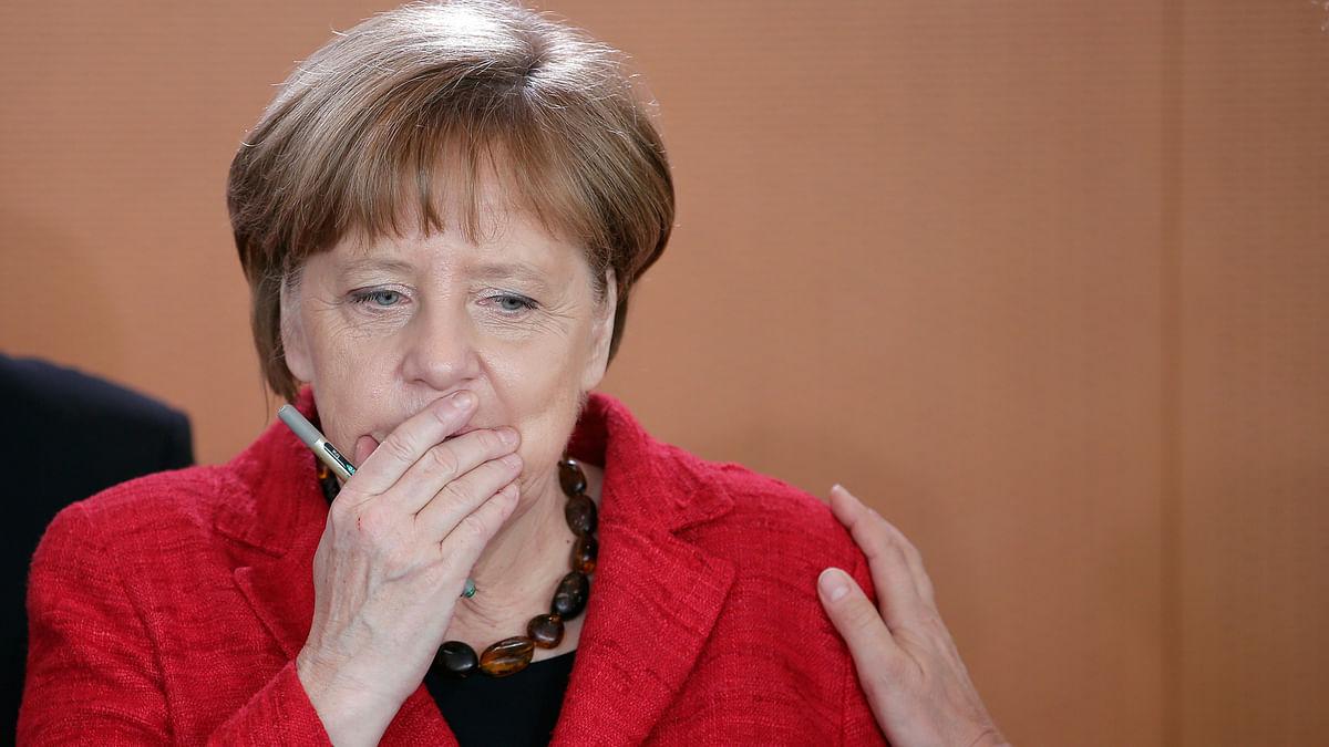 Angela Merkel, Chancellor of Germany. (Photo: AP)