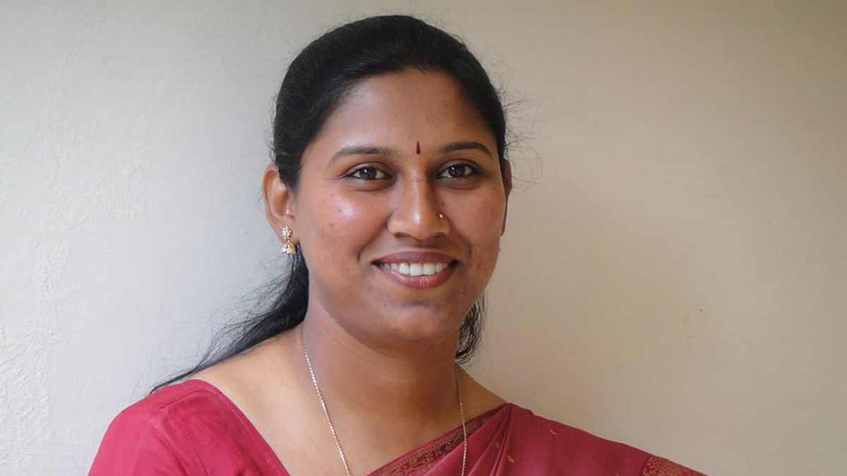 """Former Superintendent of Police, Anupama Shenoy. (Photo Courtesy: Facebook/ <a href=""""https://www.facebook.com/anupama.shenoy"""">Anupama Shenoy</a>)"""