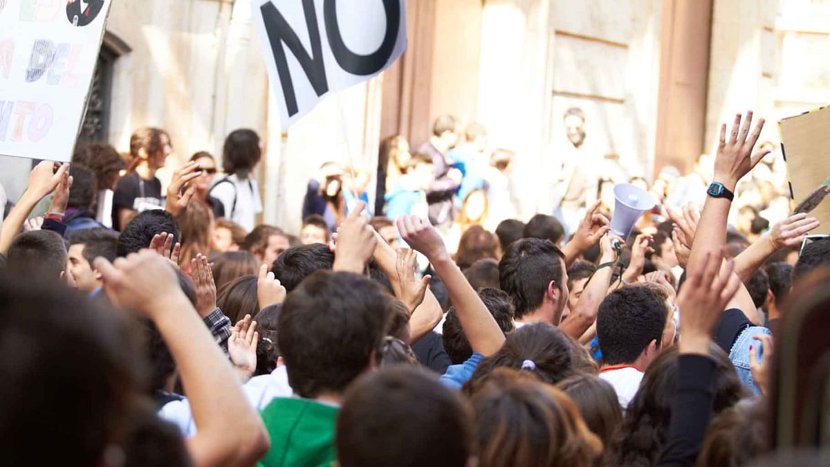 Protests against child abuse. ( Photo: IStock)