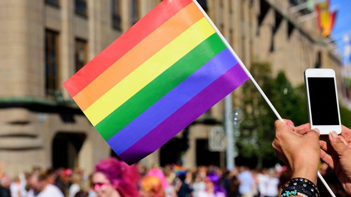 Representational image of the Pride flag. (Photo: istockPhoto)