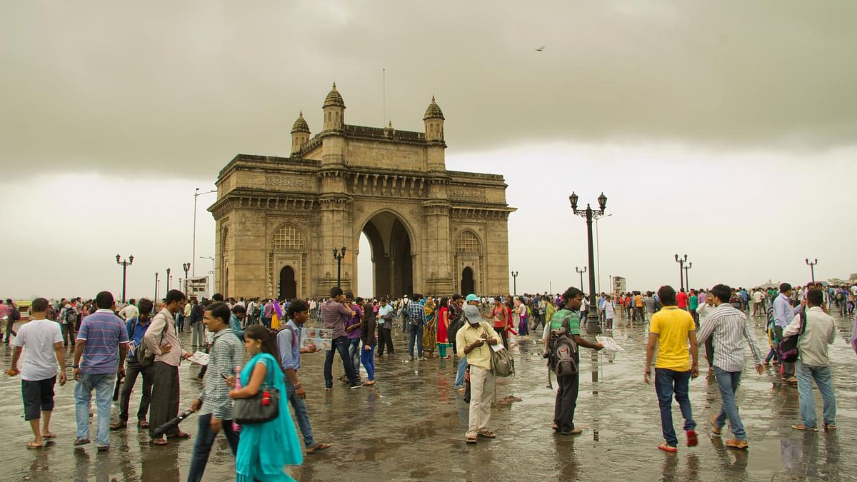 Mumbai on a rainy day. (Photo: iStockphoto)