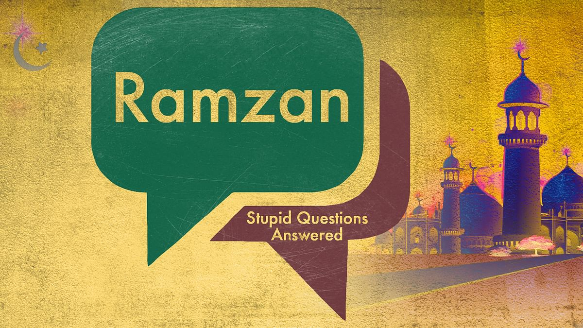 Five Stupid Questions Asked During Ramzan – And How To Answer Them