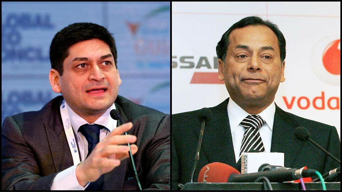 Essar Chief Executive Prashant Ruia (left) and Vice Chairman Ravi Ruia. (Photo: Reuters/<b>The Quint</b>)