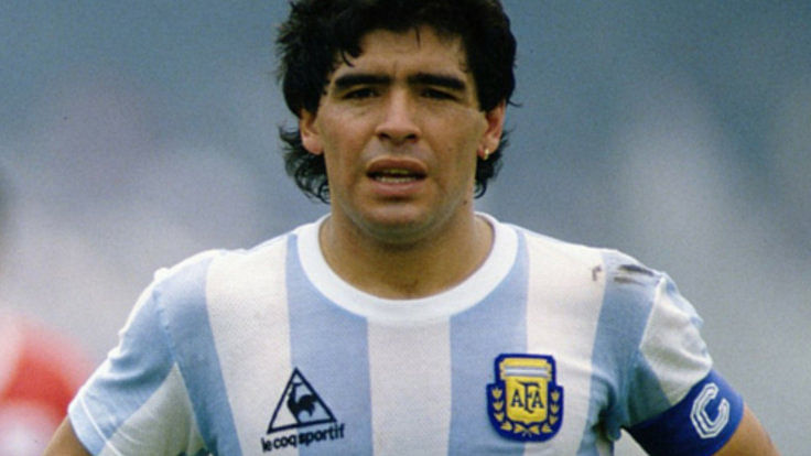 Argentina were defending champions going in to the 1990 World Cup.