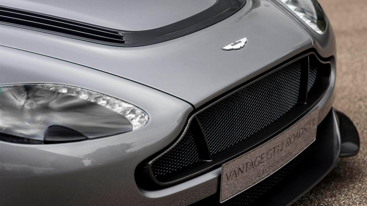 "Aston Martin Vantage GT12 Roadster. (Photo Courtesy: <a href=""http://www.astonmartin.com/en/live/goodwood-festival-of-speed-2016"">Aston Martin</a>)"