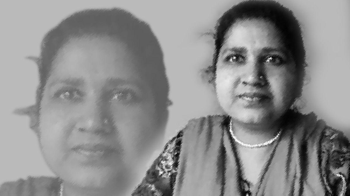Shayara Bano, who filed a case against triple <i>talaq</i>.