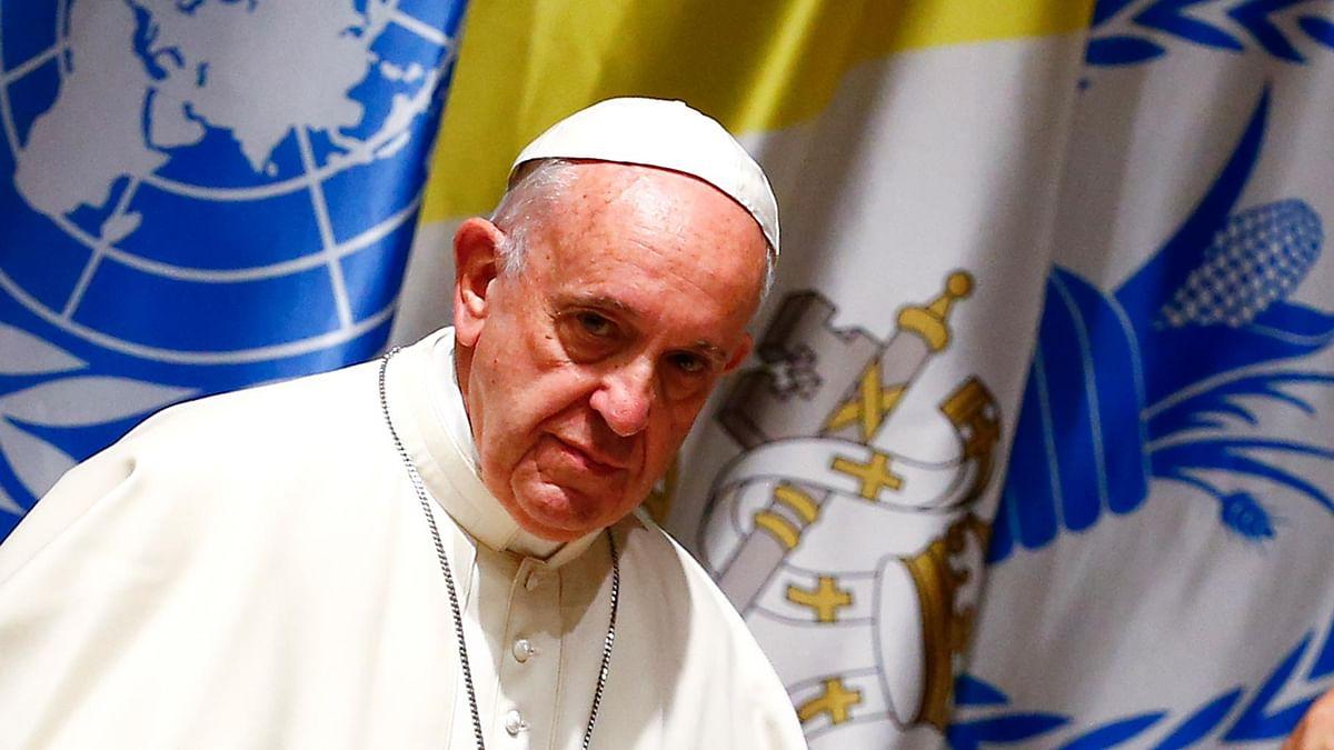 COVID-19: Pope Francis Earmarks Initial $750,000 Aid Fund