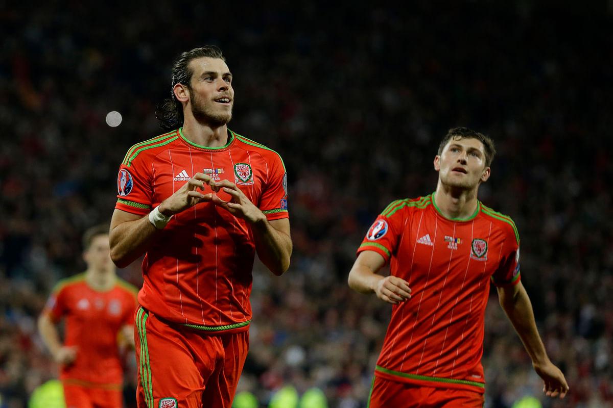 Gareth Bale. (Photo: AP)