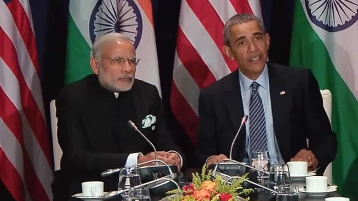 This will be Modi's fourth US visit in two years. (Photo: YouTube screengrab)