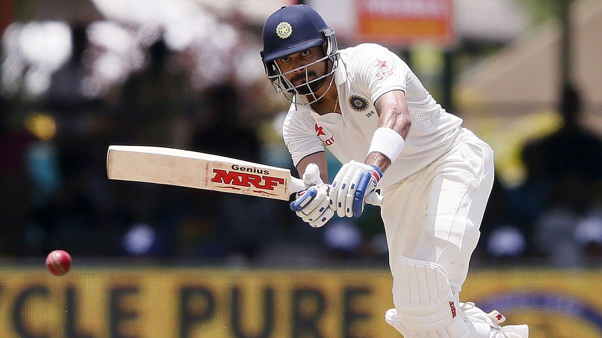 File photo of Virat Kohli. (Photo: AP)