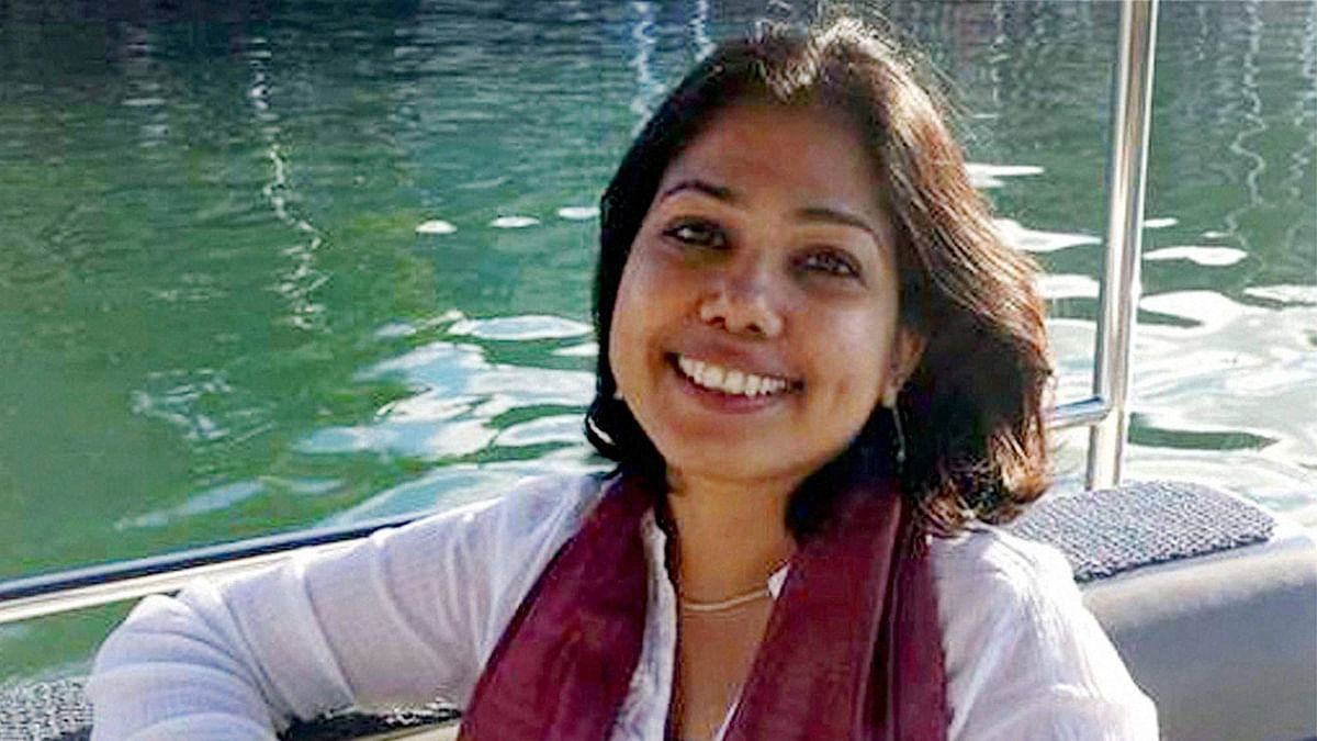File photo of Judith D'Souza, who was abducted in Kabul (Photo: PTI)