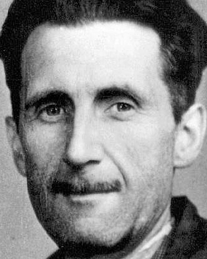 Eric Arthur Blair, aka George Orwell (Photo: Wikimedia Commons)