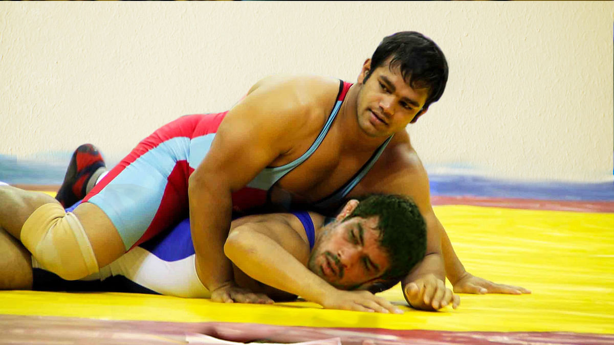 Narsingh Yadav has got another chance to represent India in the Olympics.
