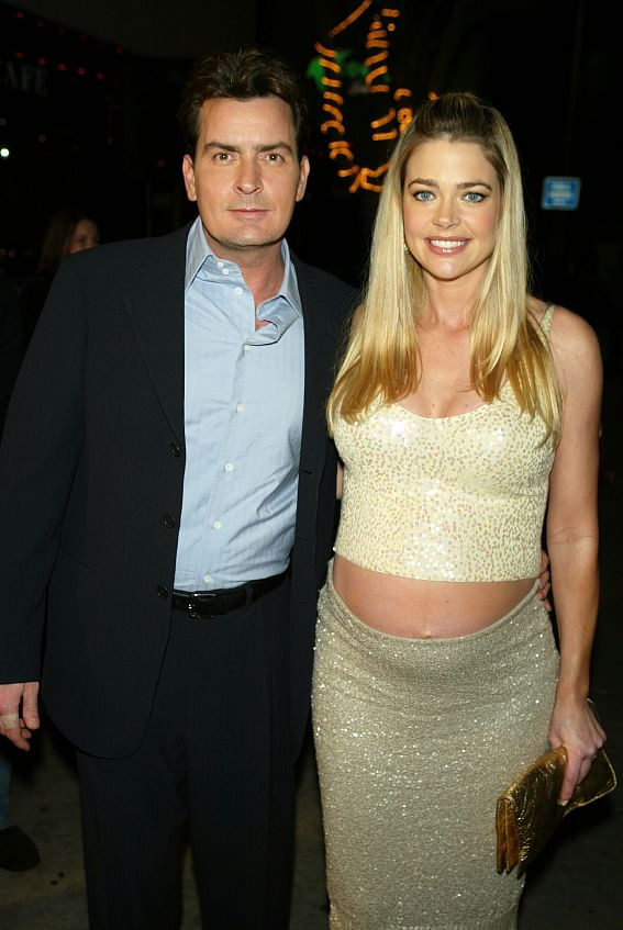 Charlie Sheen and Denise Richard's divorce was one of the messiest in Hollywood history (Photo: iStock Photo)