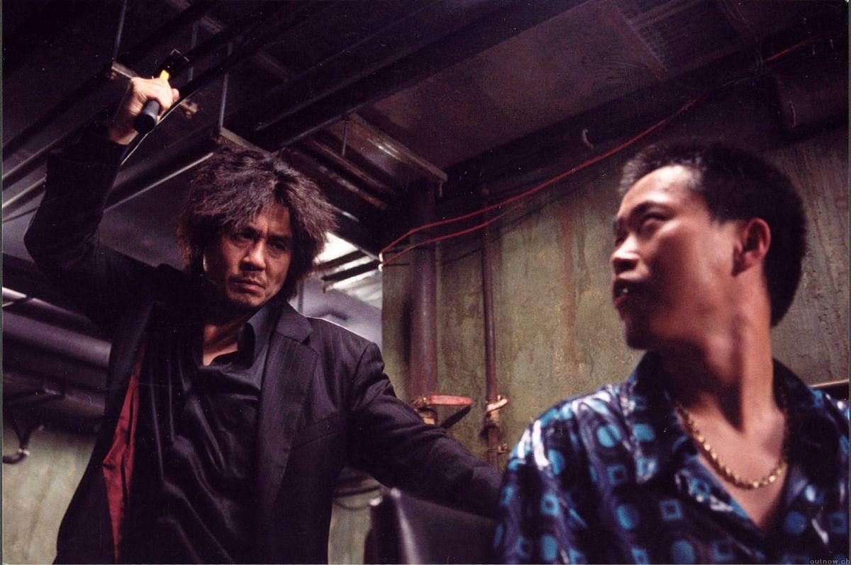 The iconic <i>Oldboy</i> inspired the Sanjay Dutt-John Abraham-starrer <i>Zinda</i>