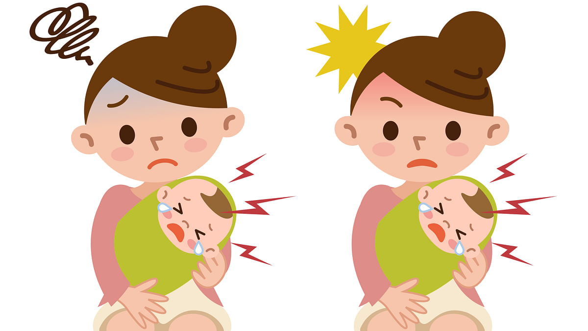 Here's a lowdown of the silliest tips you'll hear once you've had a baby. (Photo: iStock)