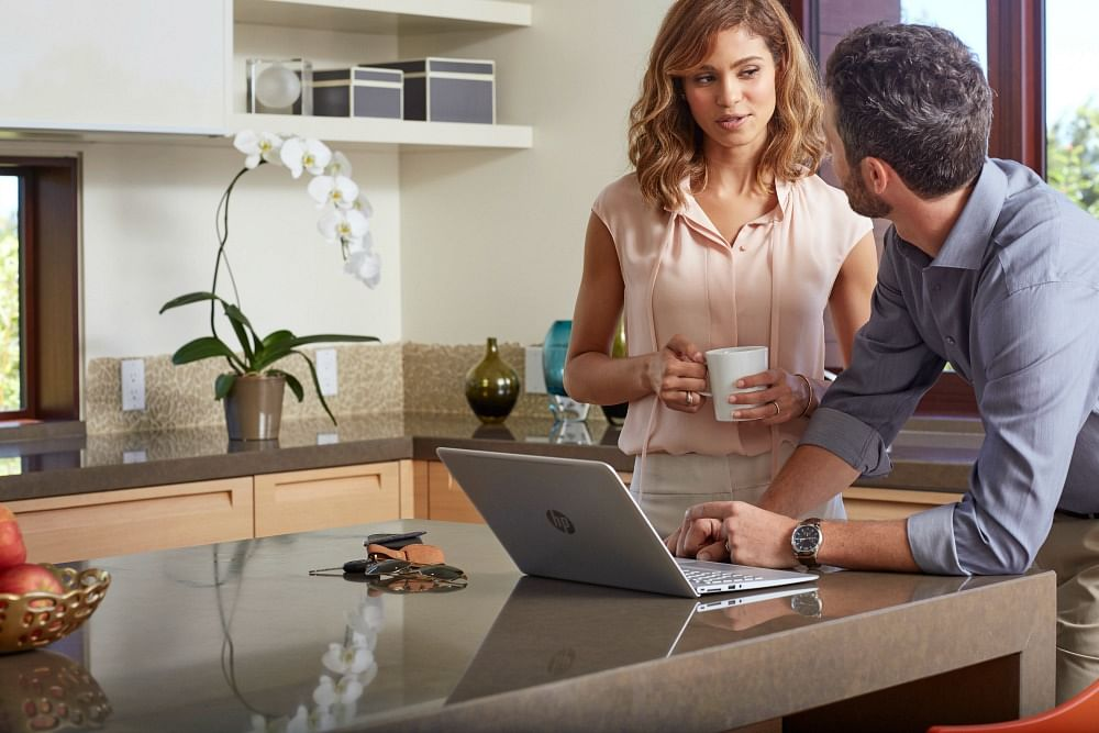 Be a conversation starter with the new HP Envy 13. (Photo: HP India)
