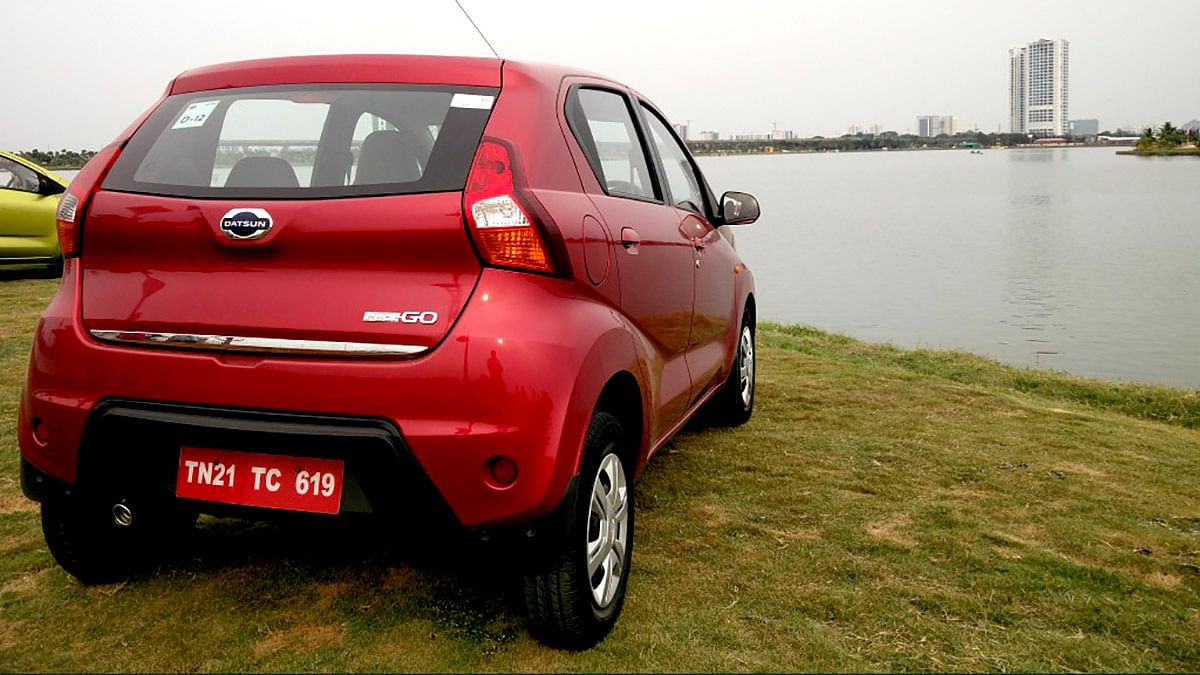 Datsun redi-Go has been priced keeping first-time buyers in mind. (Photo Courtesy: MotorScribes)