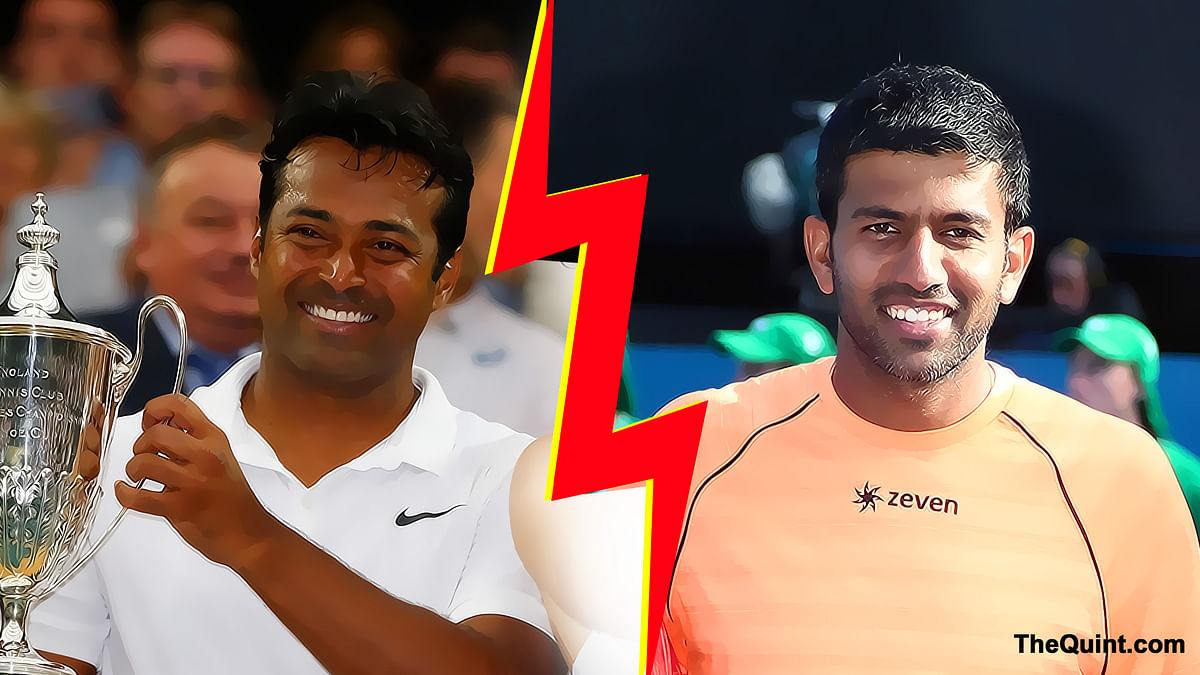 Leander Paes may be watching the Rio Olympics from home, if Rohan Bopanna has his way.
