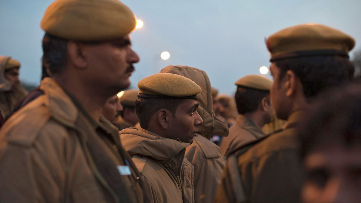 Corruption in police begins from the recruitment stage since there are fewer jobs and thousands of applicants for a single vacancy. (Photo: Reuters)