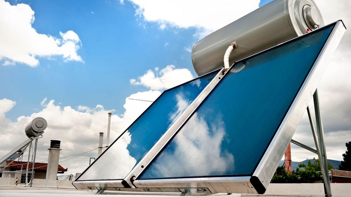 Using solar power. (Photo: iStockphoto)