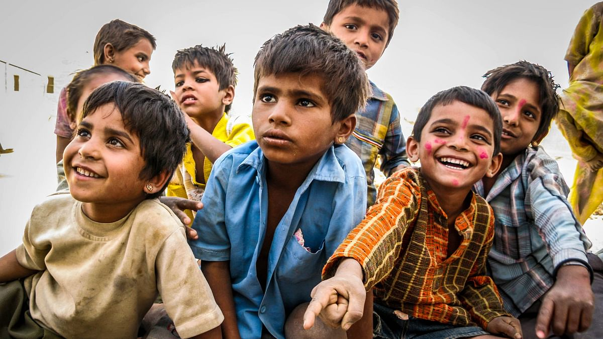 1/3rd of India's population is between the age of 10 to 24. (Photo: iStock)
