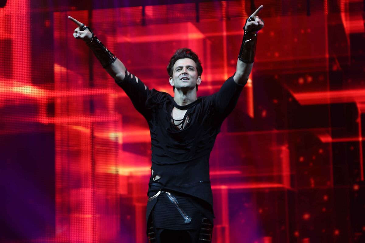 Hrithik Roshan rocks it at NEXA IIFA 2016. (Photo: Yogen Shah)
