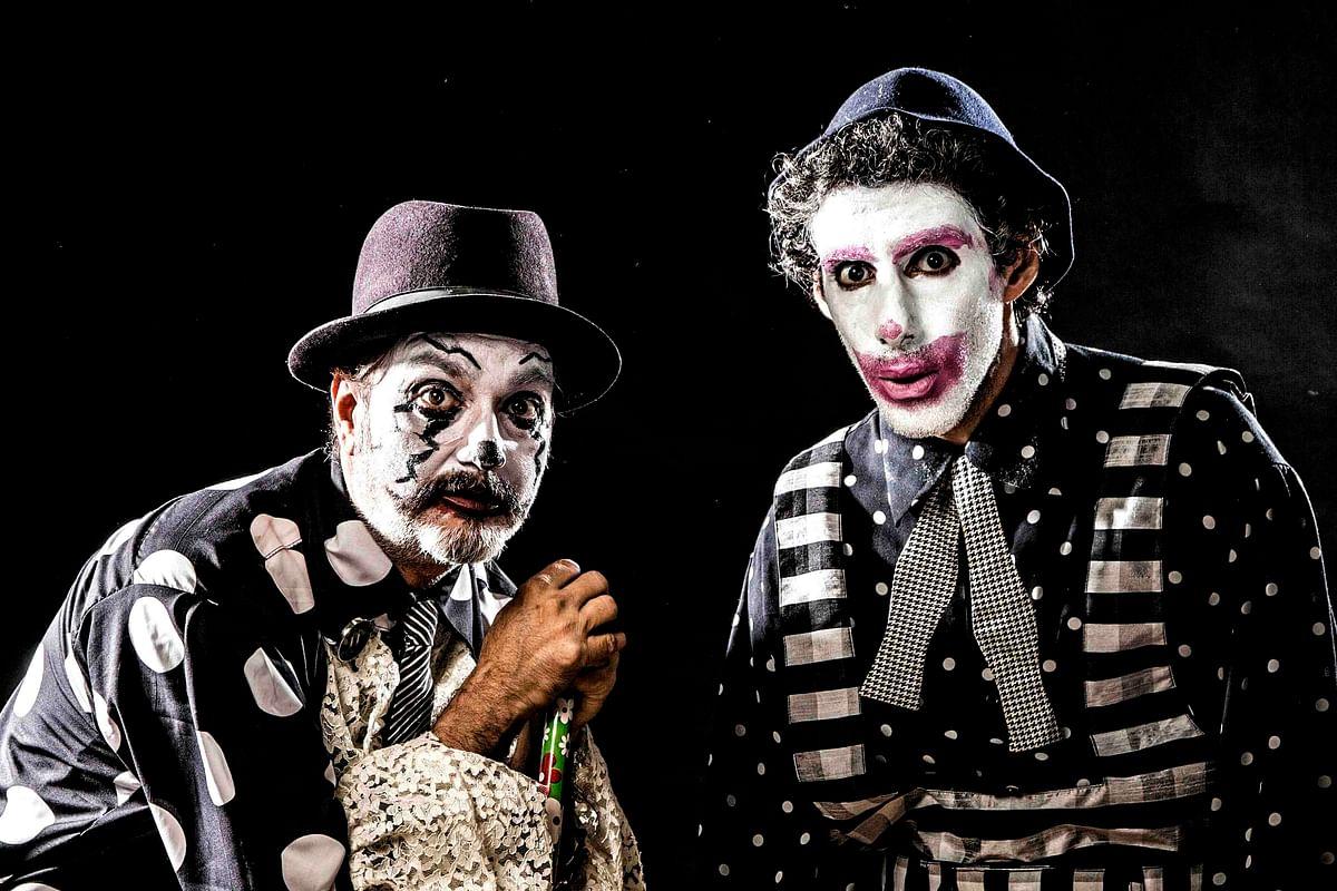 Vinay Pathak and Jim Sarabh play Pedro and Hulio with endearing charm