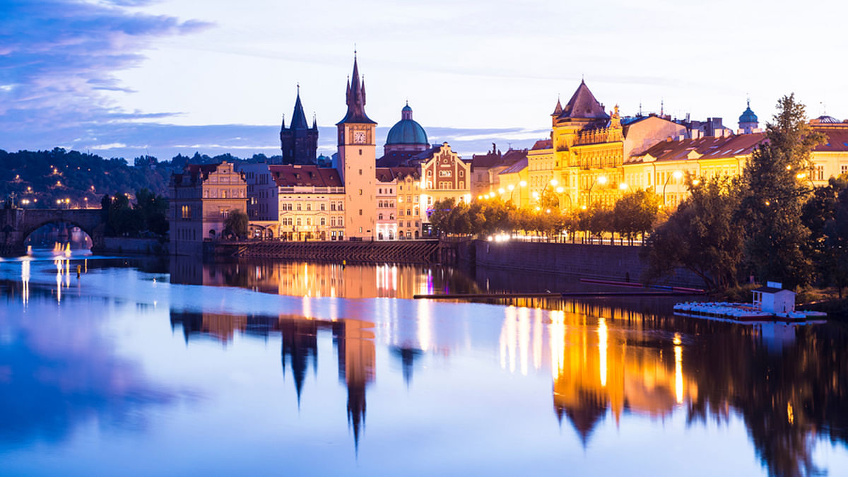 The city of Prague is cheaper than most European cities. (Photo: iStock)
